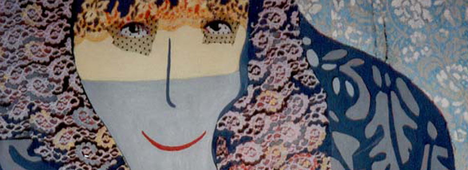 La dentelle de Caudry. Le défilé de mode